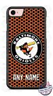 Baltimore Orioles Logo With Name Phone Case Cover For iPhone Samsung LG Google on Ebay