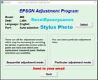 Reset Epson stylus photo SP1390-1400,1410, SP1430,1500W  Updated ver  emailed