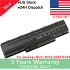 Laptop Battery For Gateway NV52 NV53 NV54 NV56 NV58 NV59 AS09A61 AS09A71 Adapter