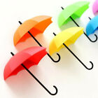 CUTE MINI UMBRELLA WALL HOOK KEY PIN HOLDER DECORATIVE ORGANIZER TOOL OPULENT