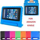 "Tough Kids Shockproof Foam case cover for AMAZON Kindle Alexa Fire 7"" inch 2017"