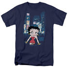 Betty Boop Square Short Sleeve T-Shirt Licensed Graphic SM-5X $30.34 USD on eBay
