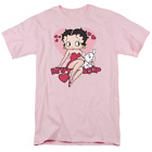 Betty Boop Sweetheart Short Sleeve T-Shirt Licensed Graphic SM-5X $25.83 USD on eBay