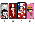 Betty Boop Phone Case For iPhone and Samsung Galaxy $18.29 CAD on eBay
