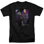 Star Trek Captain Archer Short Sleeve T-Shirt Licensed Graphic SM-7X on eBay