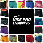 NIKE PRO SHORTS Women's Compression Shorts Spandex 2.0 3.0 NEW BEST PRICE Twist
