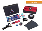 ACS Snooker/Pool Prime Cue Tip Accessory Kit Gift Box - Elk Master Tips £21.95 GBP on eBay