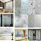 US Waterproof Frosted Privacy Window Lot Glass Cover Film Home Sticker Hot Sale