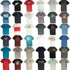 New Hollister Men's T-Shirt Graphic Tee Henley  Size XS S M L XL NWT image