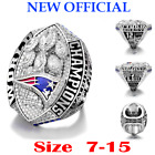 2018-2019 NEW OFFICIAL New England Patriots Championship Ring Super Bowl #BRADY