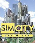 The SimCITY  Sim City 3000 Unlimited (PC CD, 2000) Manual + Box + Computer Game