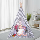 Portable Playhouse Sleeping Dome Indian Teepee Tent Children Play House
