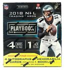 LIVE GROUP BREAK - 2018 PANINI PLAYBOOK FOOTBALL HOBBY BOX - PICK YOUR PLAYER