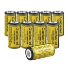 Lot 16340 CR123A 3.7V Li-Ion Rechargeable Batteries for Security Camera Torch US