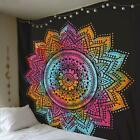 Twin Indian Hippie Mandala Tapestry Wall Hanging Throw BOHO Bedspread Blankets