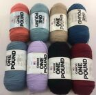 New - Caron One Pound Yarn 812 Yards Weight 4  LOTS OF COLORS