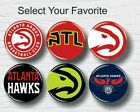 """Atlanta Hawks Buttons 1.25"""" NBA Team Hat Shirt Jersey Pins Patch Collectible on eBay"""