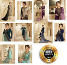 Wedding Wear Salwar Kameez Suit Pakistani Ethnic Shalwar Dress Party Wear 132