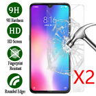 1/2X 9H Tempered Glass Screen Protector For XiaoMi Redmi 5 / 6 7 Note 6A 5A Pro