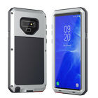 Shockproof Case Waterproof Metal Aluminum Armor Cover For Samsung S8 S10 Note 10