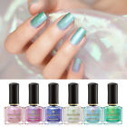 BORN PRETTY 6ml Pearlescent Nail Polish Pearl Conch Colorful Nail Art Varnish