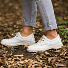 Pod Heritage JAGGER White Retro Style Lace Up Leather Shoes New
