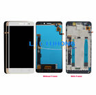 New LCD Touch Screen Digitizer Display Assembly & frame For Lenovo K6 / K6 Power