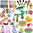 Inflatable Toys Kids Hen Party Swim Props Blow Up Musical Instruments Animals