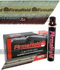 Firmahold Paslode Type First Fix Nails IM350 Ringed Galv 90mm Smooth 1100 Pack