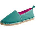 Pineapple Espadrilles Flat Slip On Summer Womens Girls Pumps Canvas Shoes 3-8