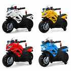 Kyпить 6V Kids Ride On Police Motorcycle W/ sirenToy Battery Powered Electric 4 Wheels на еВаy.соm
