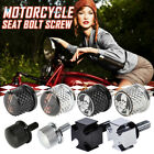 Motorcycle Rear Seat Bolt Screw Mount For Harley Sportster Street Glide Touring $4.55 USD on eBay