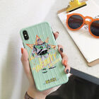 Toy Story Pattern Shockproof Ultrathin Non-slip Soft TPU Phone Case For iPhone
