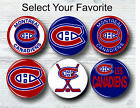 "Montreal Canadiens Buttons 1.25"" Hockey Team Hat T-Shirt Jersey Pins Badge Patch $4.5 USD on eBay"