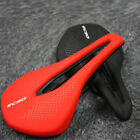 Внешний вид - EC90 MTB Bicycle Gel Leather Cushion Saddle Carbon Fiber Road Bike Racing pad