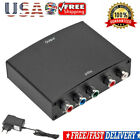 YPBPR to HDMI 1080P to RGB Component Video R/L Audio Adapter Converter