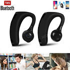 Bluetooth Wireless Headphone Over Ear Foldable Stereo Noise Cancelling Headset