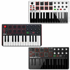 Akai Professional MPK mini MKII 25- Key Compact Keyboard and Pad Controller