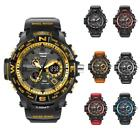 SMAEL Fashion  Watch LED Dual Display Digital Electronic Outdoor Wrist Watches image