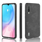 For XiaoMi Mi A3 Hybrid Business PU Leather Hard Back Protective Cover Skin Case