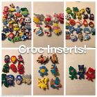 Crocs Jibbitz Charm Disney Peppa Superhero Spiderman Hulk Mickey Minnie Ariel