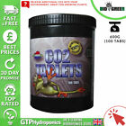 Bio-Green CO2 Tablets x 100 - 600g - CO2 Boost - Hydroponics