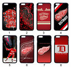 NHL Detroit Red Wings Case For Samsung iPhone iPod Motorola LG SONY HTC HUAWEI $10.58 USD on eBay