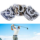 Golf Mallet Putter Cover Headcover Camouflage Pattern Head Protective  Nj
