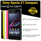 Sony Xperia Z1 Compact D5503 - 16GB - UNLOCKED - 4G LTE Android Smartphone