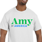 Amy for America T-Shirt NEW (NWT) *Pick your size* President 2020 Klobuchar image