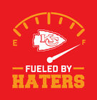 Kansas City Chiefs Fueled By Haters shirt Mahomes Tyreek Hill Kelce KC t-shirt on eBay