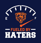 Chicago Bears Fueled By Haters shirt Mitch Trubisky Khalil Mack football t-shirt on eBay