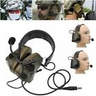 Electronic Ear Protection Shooting Hunting CS Ear Muff Print Tactical Headset