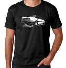 Vl Turbo,  Holden, Spare Parts, Mens Black Cotton Light Weight Summer T-shirts